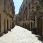 trapani old town
